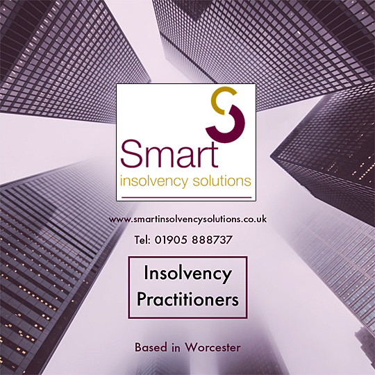 Insolvency Practitioners Worcester LIQUIDATIONS CVA IVA BANKRUPTCY Smart